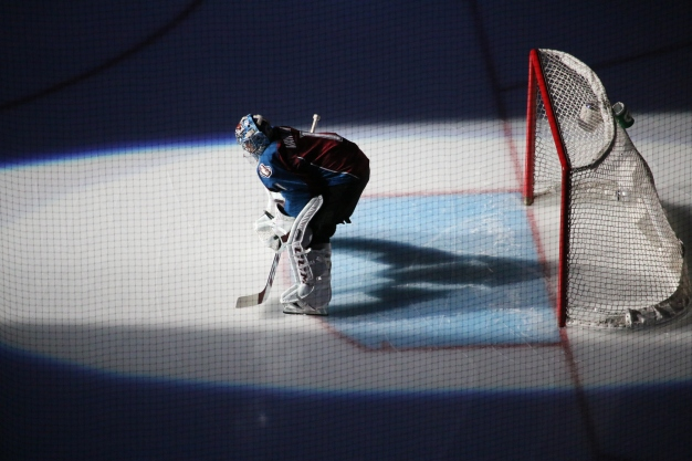 Semyon Varlamov was terrific in Game 2, but he wasn't the Avs' best player.